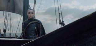 Post de 'Juego de tronos': ¿adónde va Arya Stark? Esto es lo que hay al oeste