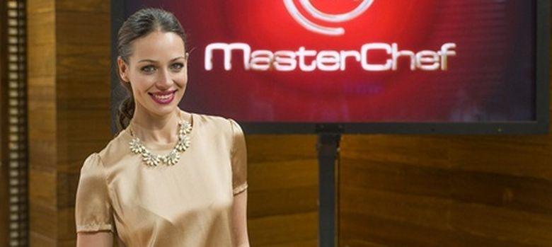 Foto: La modelo y presentadora, en 'MasterChef'