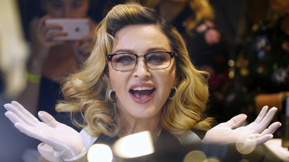 Foto: Madonna, un ejemplo de mujer a quien nadie dicta las normas.