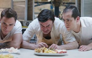 'Chiringuito de pepe' (24,6%) se merienda a 'El pueblo más divertido' (8%) en su estreno