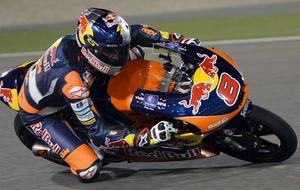 Miller gana de nuevo, con Vázquez en el podio y Márquez por los suelos