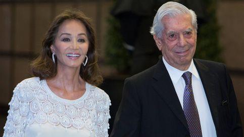 La paz reina por fin en la familia de Vargas Llosa