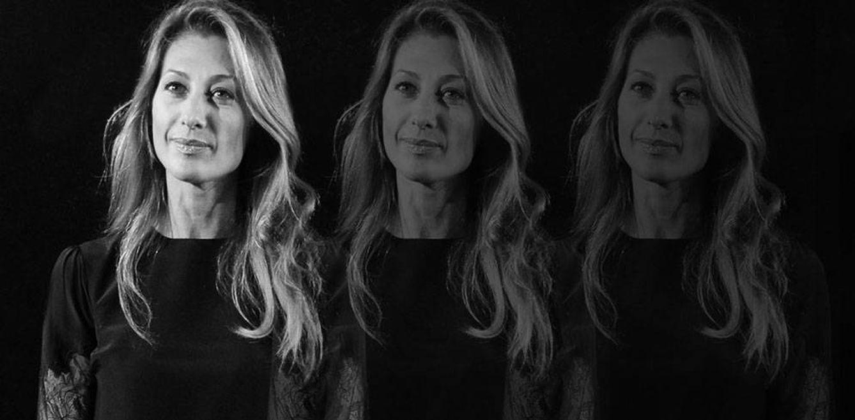 Foto: Mónica Pont en un fotomontaje realizado en Vanitatis