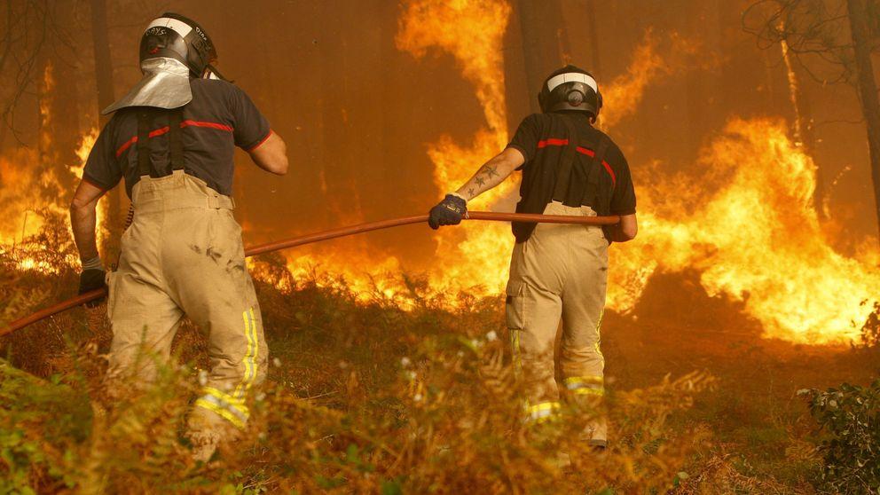 Directo | Rajoy, sobre los incendios: Esto no se produce por casualidad, fue provocado