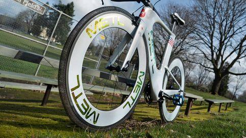 La NASA inventa unas ruedas de bici que duran toda la vida sin desinflarse