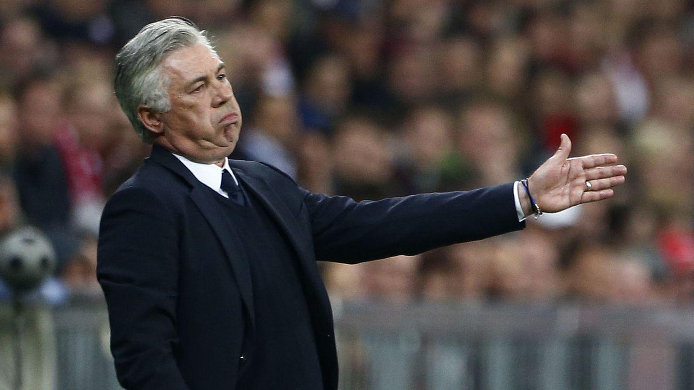 Ancelotti, en una imagen de archivo. (Reuters)