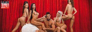 El 'mosqueo' del matrimonio Ostos por la publicación de unas fotos de su hijo Jacobo desnudo