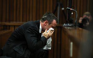 Pistorius al disparar una sandía: Es mucho más blanda que un cerebro