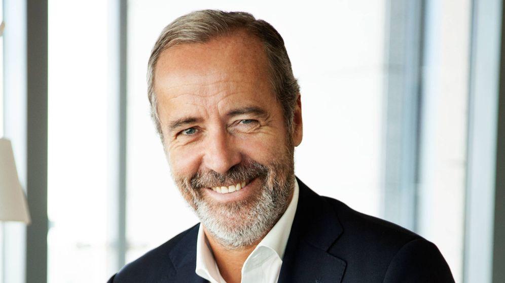 Foto: Christian Gardiner es director general de SAS Iberia.