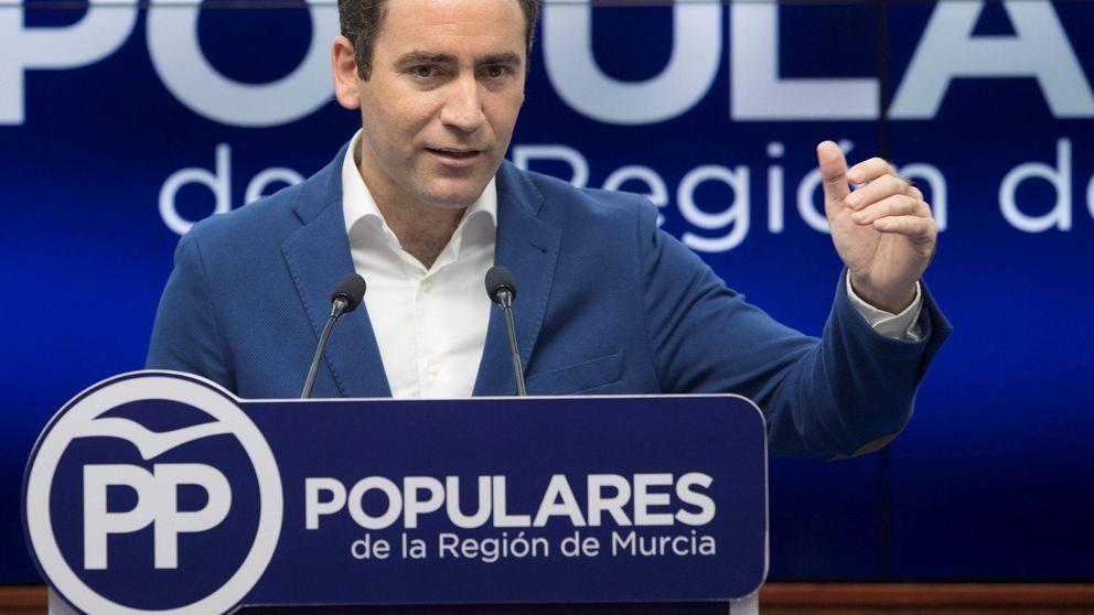 García Egea (PP), sobre perder el veto en el Senado: Se parece a lo que hizo Maduro
