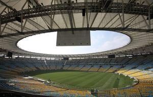 Maracaná tiembla a la esperade la primera final del Mundial
