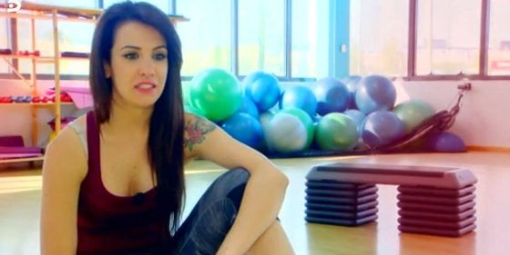 Desnudos Interviú Andrea C De Myhyv Se Desnuda Por Dentro Y Por