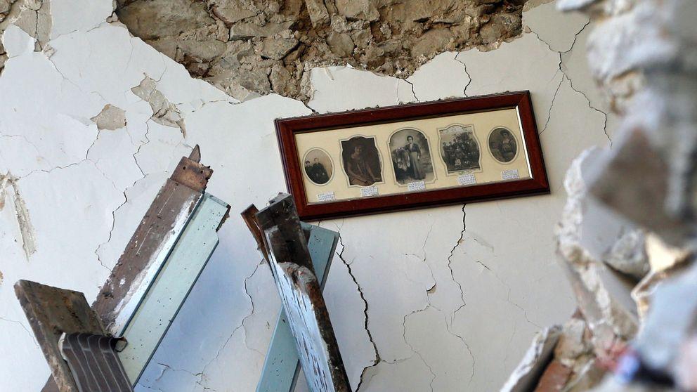 Terremoto en Italia: cuando tu casa rústica es una trampa mortal