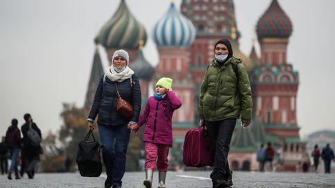 Rusia bate su récord de contagios y decesos diario con casi 14.000 casos y 244 muertes
