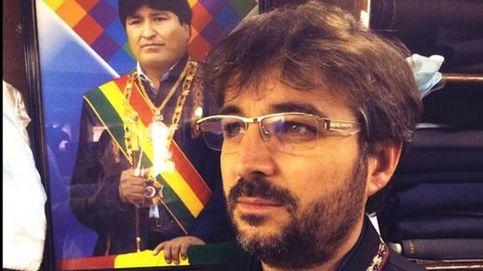 Jordi Évole entrevista a Evo Morales: Nunca ningún político me había convocado tan temprano