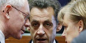 Foto: El final del 'Merkozy' marcará un cambio en la política económica de UE