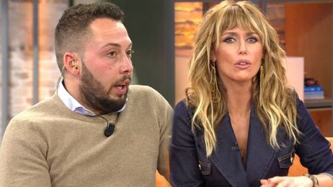 Emma García para los pies a José Antonio Avilés por su ataque a Kiko Matamoros