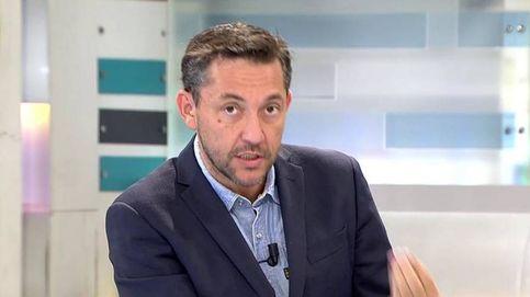 Javier Ruiz se rebela ante AR: Cuando se están dando datos, se me corta