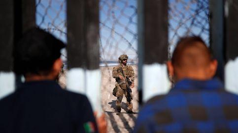 La caravana de migrantes, ante la frontera de EEUU