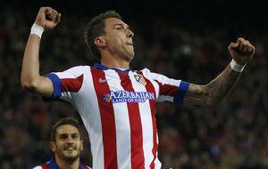 El Cholo logra ajustar a Mandzukic para hacer olvidar a Diego Costa