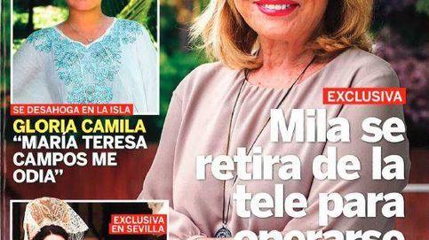 Kiosco rosa: la boda de Fonsi Nieto, la retirada de Mila y la respuesta de Ivonne