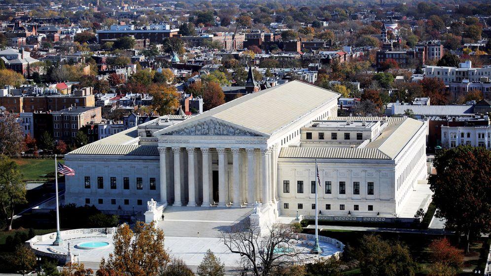 Foto: Vistas de la ciudad de Washington DC. (Reuters)