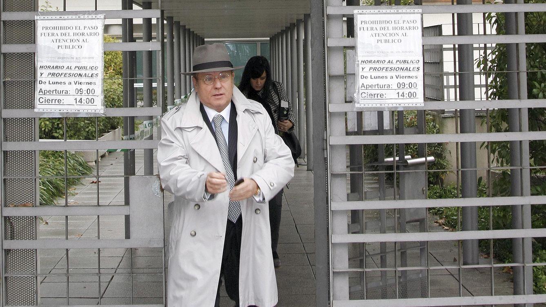 Foto: El abogado Javier Saavedra en una imagen de archivo (Gtres)