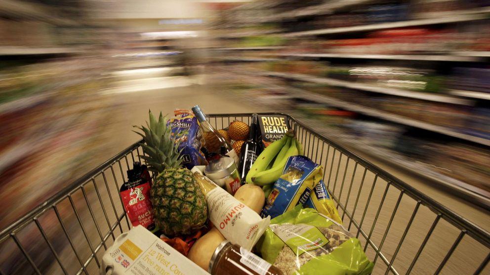 La luz y los alimentos suben el IPC hasta el 0,1%, primera tasa positiva en un año