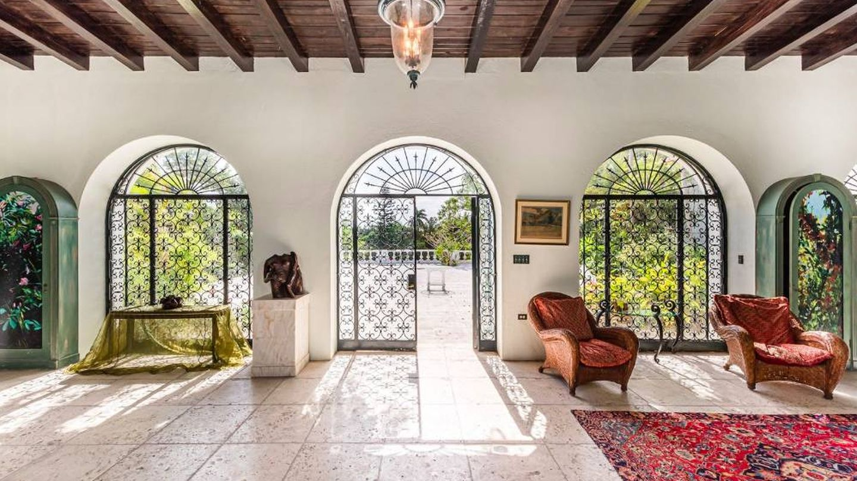 Una de las estancias de la villa. (Damianos Sotheby's International)