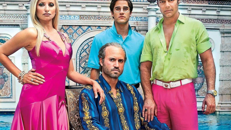 Imagen del elenco principal de la serie.