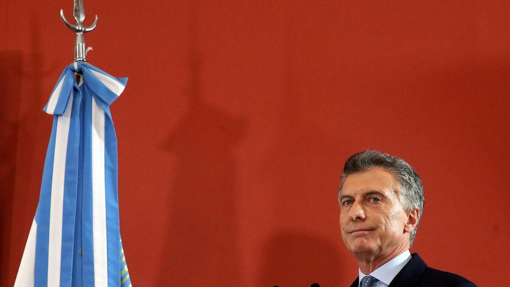 Foto: El presidente de Argentina, Mauricio Macri. (Reuters)