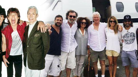 La 'satánica' escapada de Javier Hidalgo con Richard Gere a Cuba