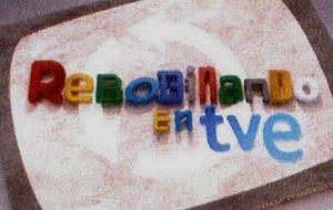 TVE tira de archivo en su Nochevieja con 'Rebobinando'