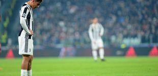 Post de Dybala, de jugar en el Barça a