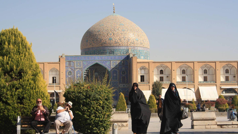 Palacio de las mujeres (Isfahán).