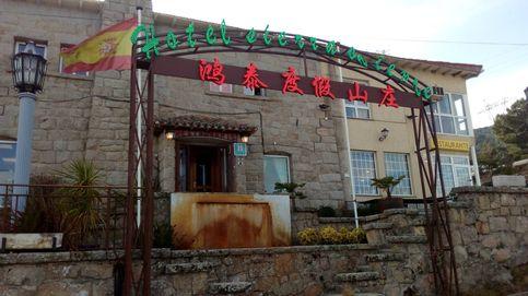 El hotel en que se casan los chinos en Madrid