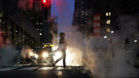 Nueva York entre vapor de agua y violencia postelectoral en Kenia: el día en fotos