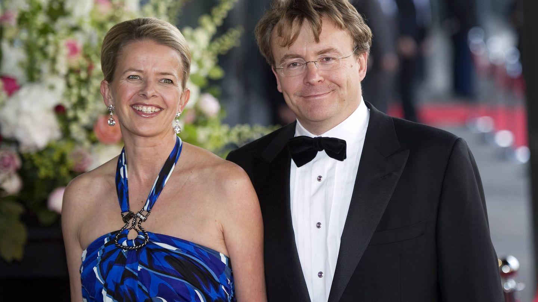 Mabel y Friso de Holanda en 2011. (Cordon Press)
