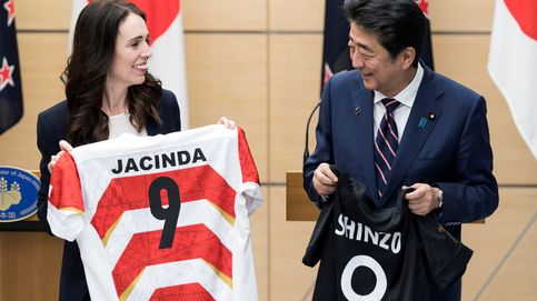 La 'premier' de Nueva Zelanda confunde China con Japón en su visita al país nipón