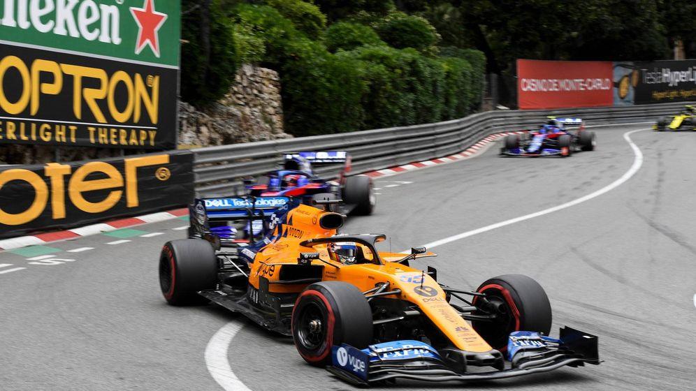 Foto: McLaren y Carlos Sainz remontaron en Mónaco un partido que empezó con el marcador en contra (Foto: McLaren)