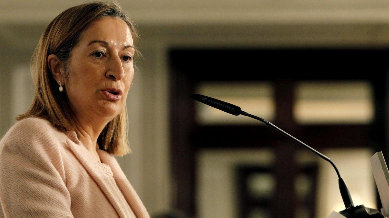 La ministra de Fomento, Ana Pastor. (EFE)