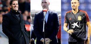 Post de Encuesta: ¿de quién es la culpa en la Selección: Rubiales, Robert o Luis Enrique?