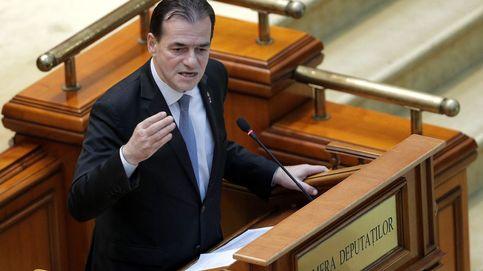 El conservador Ludovic Orban, investido nuevo primer ministro de Rumanía