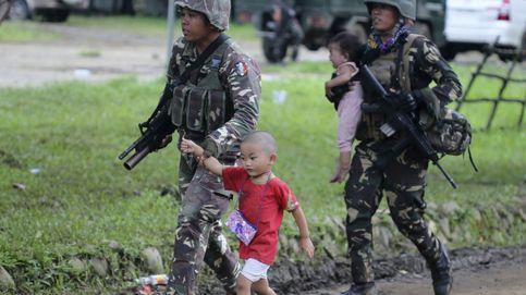 Duterte, dispuesto a extender la ley marcial