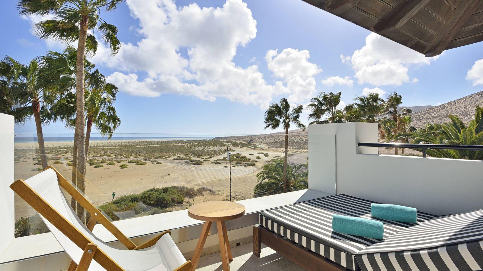 Foto: Lo que verás desde tu habitación del Sol Beach House de Fuerteventura. (Foto: Cortesía)