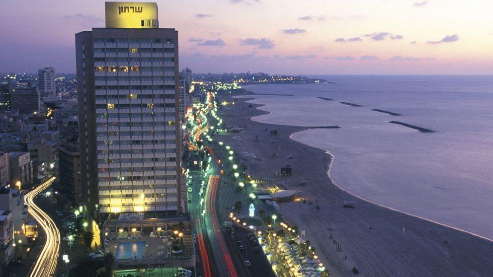 Tel Aviv se crece con la noche