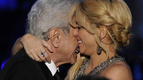 Shakira y su padre se arrancan por boleros en la fiesta de su 90 cumpleaños
