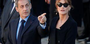Post de Fiestón de Naturhouse: Carla Bruni, Nicolás Sarkozy, Susana Gallardo y Manuel Valls