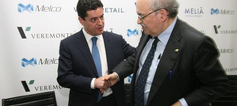 Foto:  Enrique Bañuelos, junto al conseller de Economia, Andreu Mas-Colell (Efe)