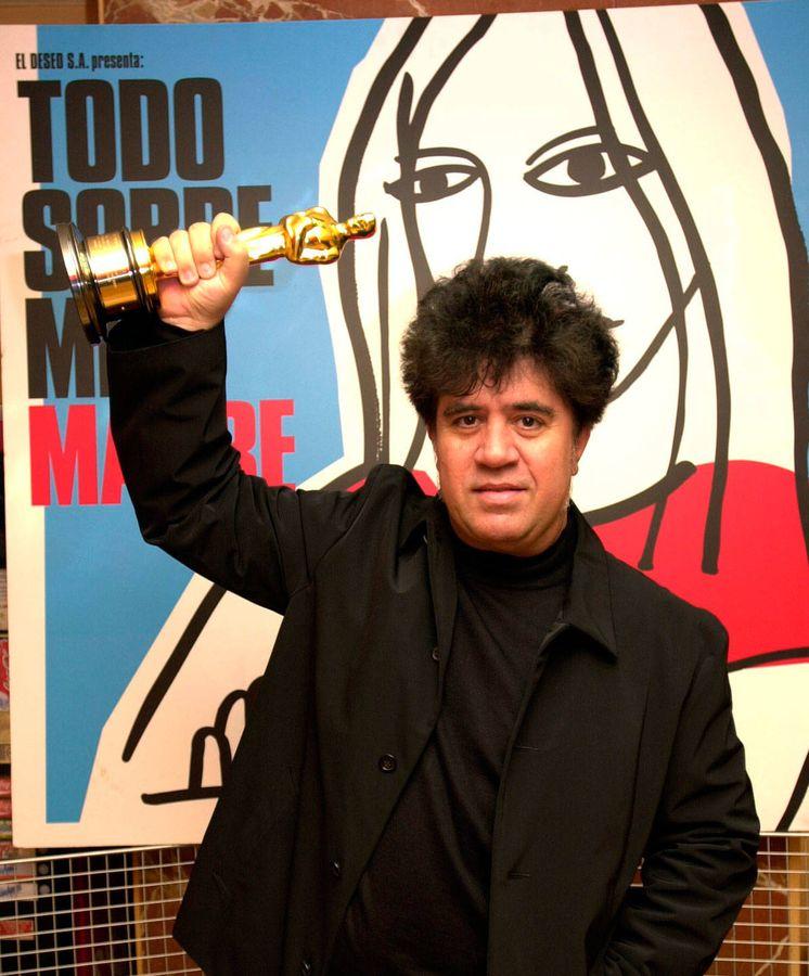 Foto: Pedro Almodóvar logró el óscar a la mejor película extranjera en 1999 por 'Todo sobre mi madre'
